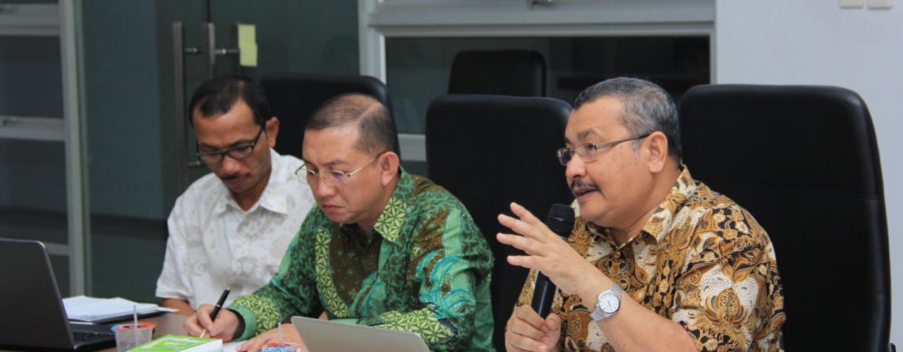 DPR-RI dan Unsyiah Gelar FGD Pemerintahan Bidang Pertanahan
