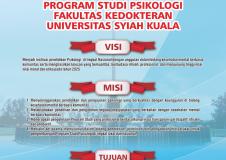 Visi dan Misi Program Studi Psikologi