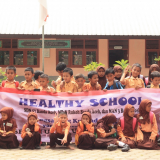 Peringati Hari Kesehatan Dunia, PMI Usyiah Bikin Healthy School